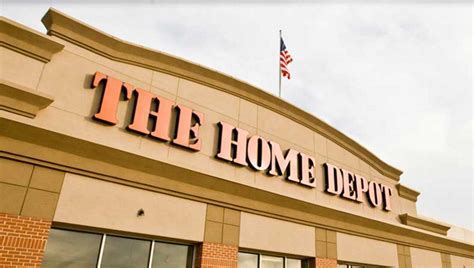 home depot opens retailers earnings week in style home