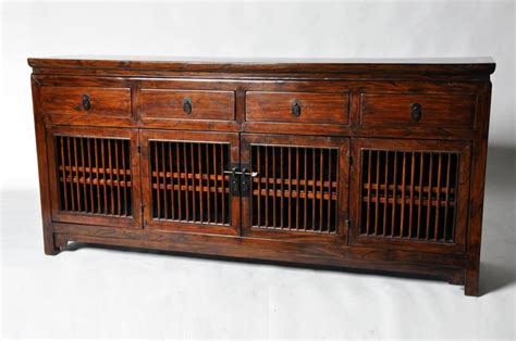 Kitchen Cabinet Spindles by Spindle Door Cabinet With Restoration At 1stdibs