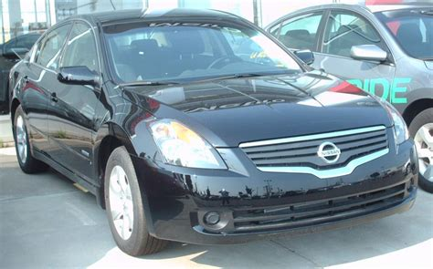 books about how cars work 2007 nissan altima instrument cluster file 2007 nissan altima hybrid jpg wikimedia commons