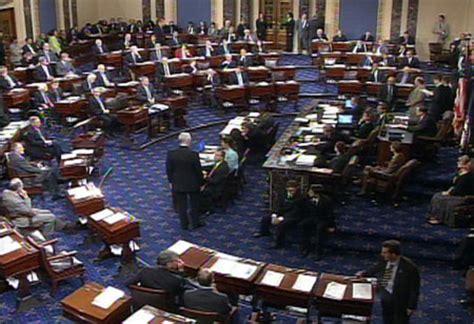 Senate Floor Live by Live Senate Debate On Health Care Bill The Confluence