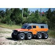 Avtoros Shaman 8&2158  Cool Armored Cars