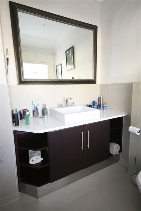 Cabinet In Bathroom by Durbanville Cupboards Bathroom Cabinets