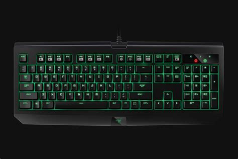 Keyboard Blackwidow mechanical gaming keyboard razer blackwidow ultimate