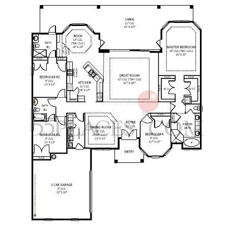 ici floor plans ici floor plans preakness floorplan 2599 sq ft grand