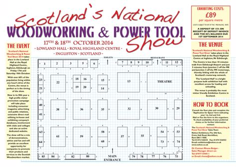 scottish woodworking show march 2017 new woodworking plans