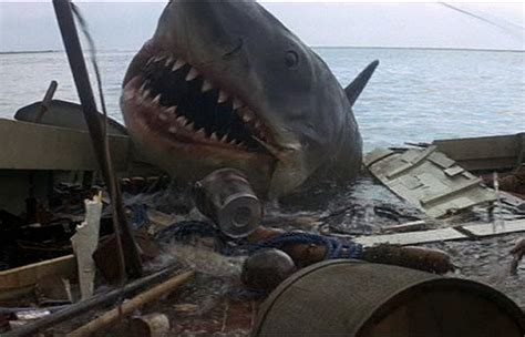 jaws boat length daily grindhouse shark week trailer trash bruce and