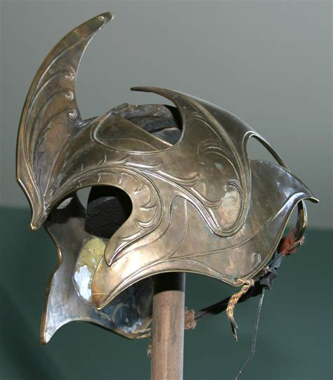 helm up design third age armor