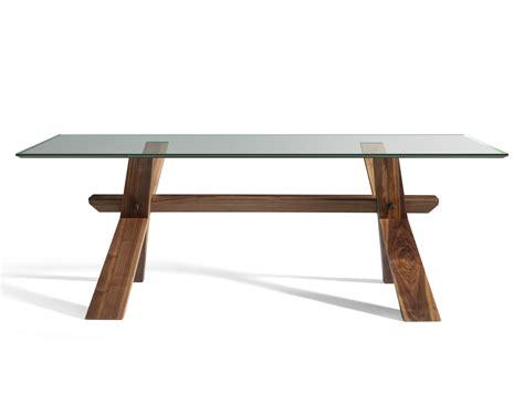 vetro tavolo affordable tavolo big firenze tonin casa