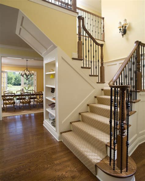 Staircase Renovation Ideas Floor Renovation Traditional Staircase New York By Architects Llc