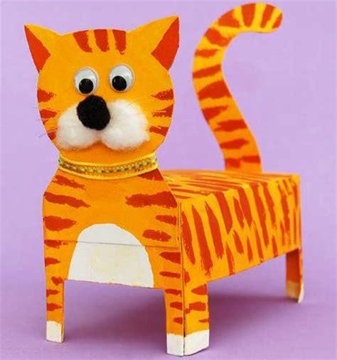 manualidades hechas con carton de animales manualidades de animales de carton imagui