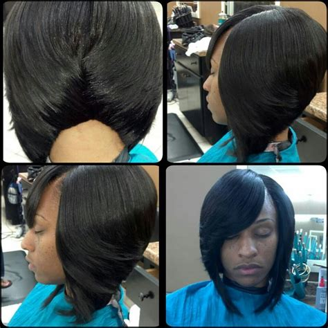 Urban Bob Hairstyles | 1000 images about bobs on pinterest sew ins long swoop