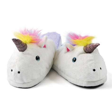 unicorn house slippers unicorn slippers fizz creations