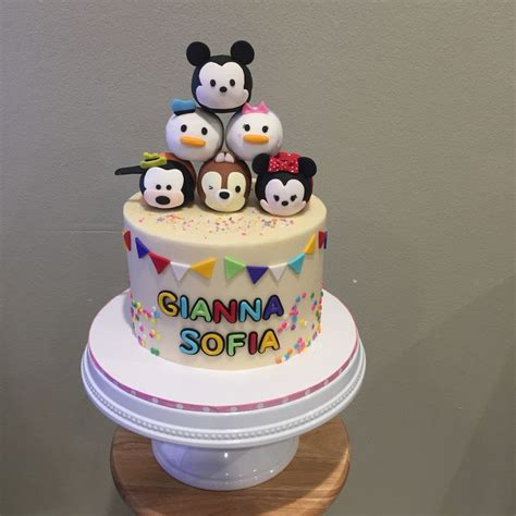 Topper Cake Mickey Mouse Toping Kue Hiasan Kue Cake Topper 70 best images about disney tsum tsum cakes on disney cakes and cakes