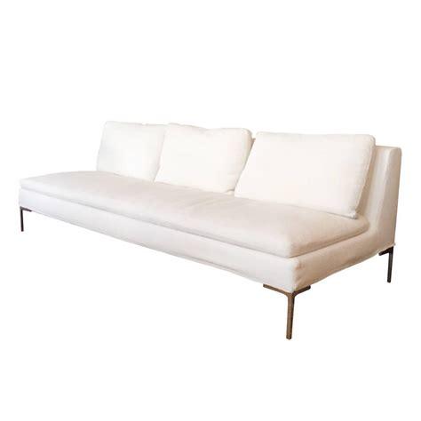 Slipper Sofa By B B Italia At 1stdibs