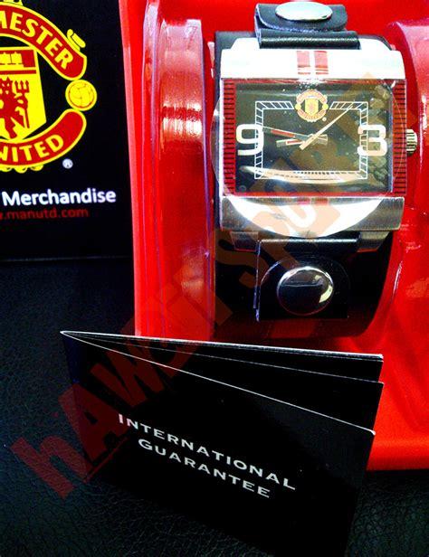 Jam Tangan Led Manchester United toko olahraga hawaii sports official merchandise jam tangan manchester united leather