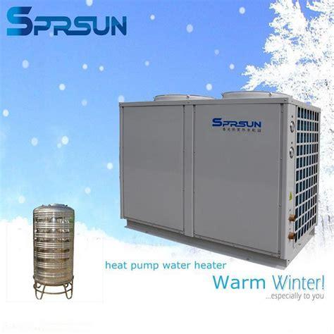 heater temperature in winter china winter low temperature evi air source heat pump