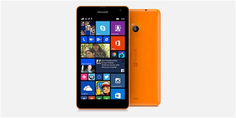 Microsoft Lumia 535 microsoft lumia 535 announced with 5 inch display and 5mp dual cameras