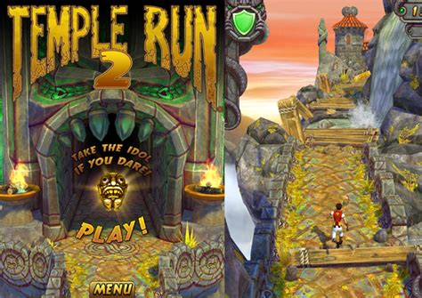 install temple run 2 temple run 2 for ios crosses 20 million downloads in just four days technology news
