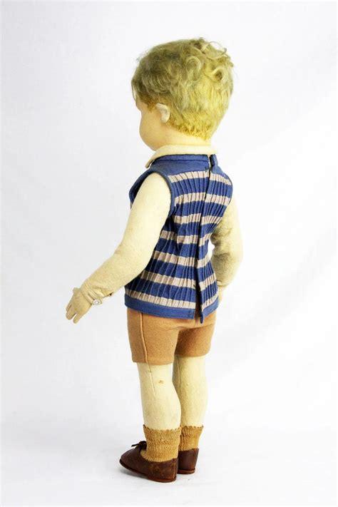 lenci boy doll vintage lenci cloth boy doll frederickpine ruby