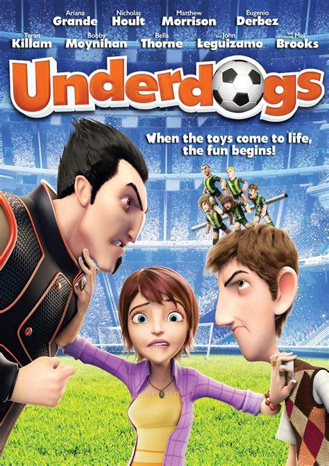 Film Underdogs Dvd | underdogs dvd release date july 19 2016