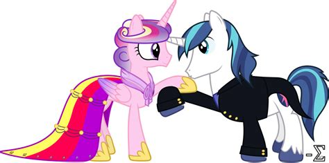 my little pony princess cadence shining armor princess cadance s and shining armour s first date by