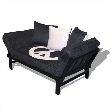 Mainstays Metal Arm Futon With Mattress Decor Ideasdecor