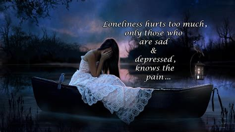 loneliness prevails sadness quotes images hd wallpapers  site