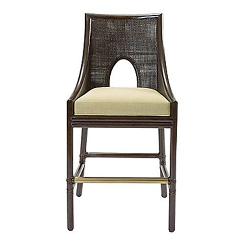 Mcguire Furniture Bar Stools by Mcguire Furniture Barbara Barry Caned Bar Stool No O 362