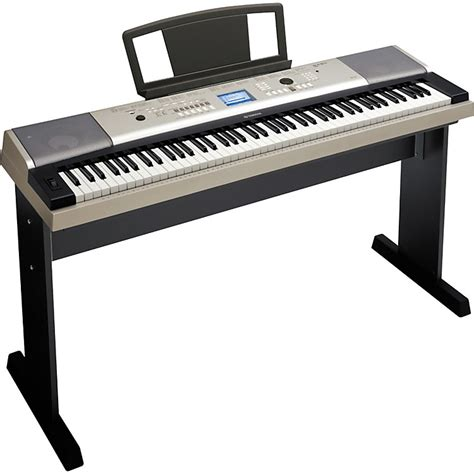 Keyboard Yamaha Portable Grand Yamaha Ypg 525 88 Key Portable Grand Keyboard Music123