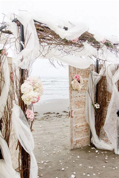 Wedding Arch Using Doors by Bohemian Wedding Arches Turn Any Space Into A Enclave