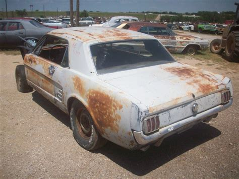 Mustang Auto Parts by 1966 Ford Mustang Parts Car 7