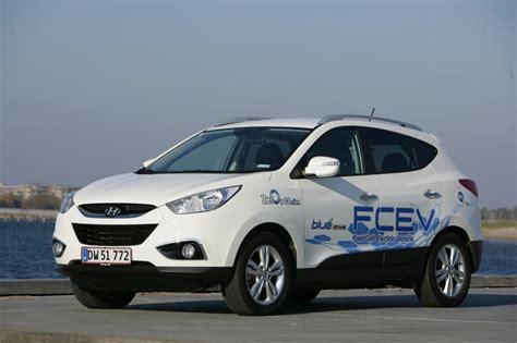 Brennstoffzelle Auto Wiki by Rekord 2160 Km Mit Wasserstoff Hyundai Ix35 Fcev