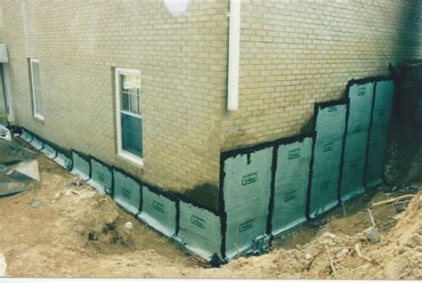 basement waterproofing mr foundation repair mr
