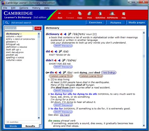 tutorial bahasa inggris untuk pemula cambridge learner s dictionary belajar bahasa inggris