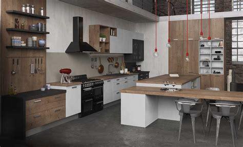 cuisine de loft harmonie loft la nouvelle cuisine sur mesure d arthur
