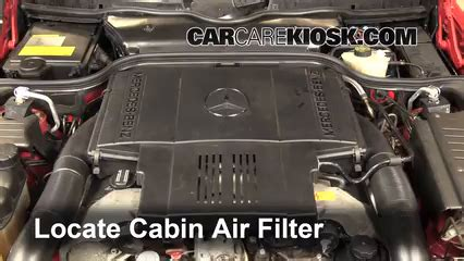 active cabin noise suppression 1999 dodge avenger parental controls service manual 1999 mercedes benz sl class cabin filter replacement 2011 mercedes sl class