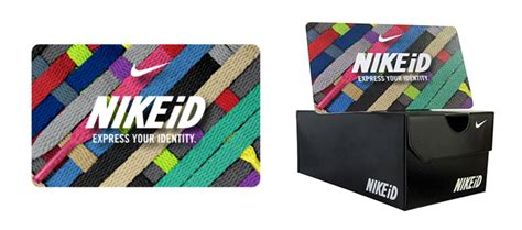 Nikeid Gift Card - black and gum showcasing one of the drop date s favourite colourways with nikeid