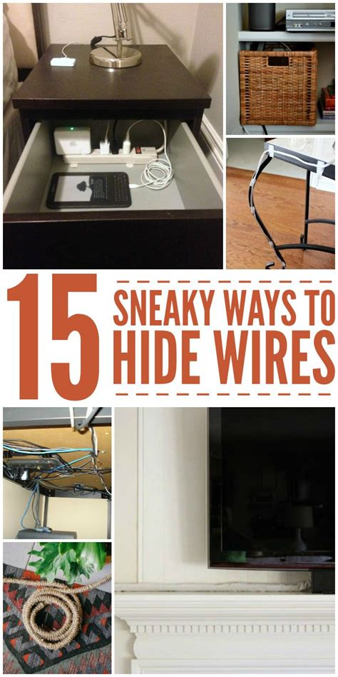 best way to wire a house best 20 hiding wires ideas on pinterest hide cable