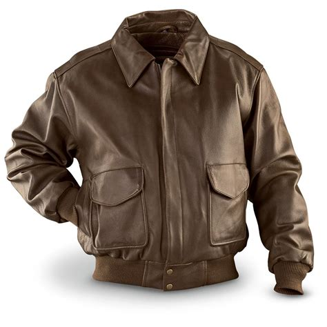 Leather Bomber Jacket vintage leather bomber jacket with zip out liner brown