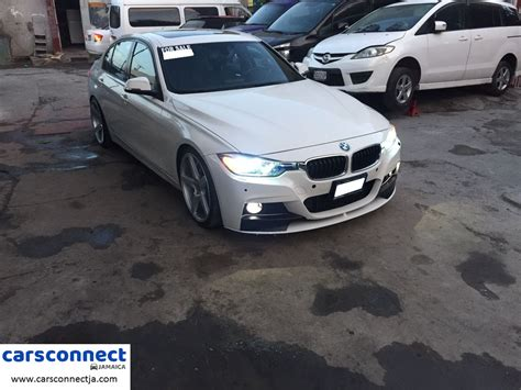 2016 bmw 382i 5 93m neg cars connect jamaica