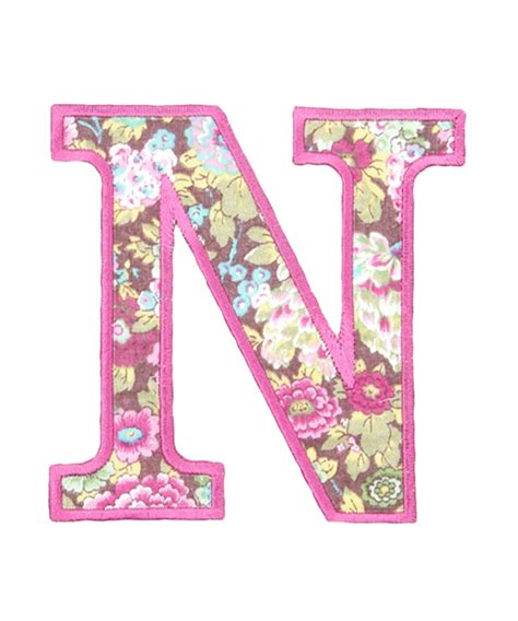 Alphabet Glitter Candle Pink N letter n pink www imgkid the image kid has it