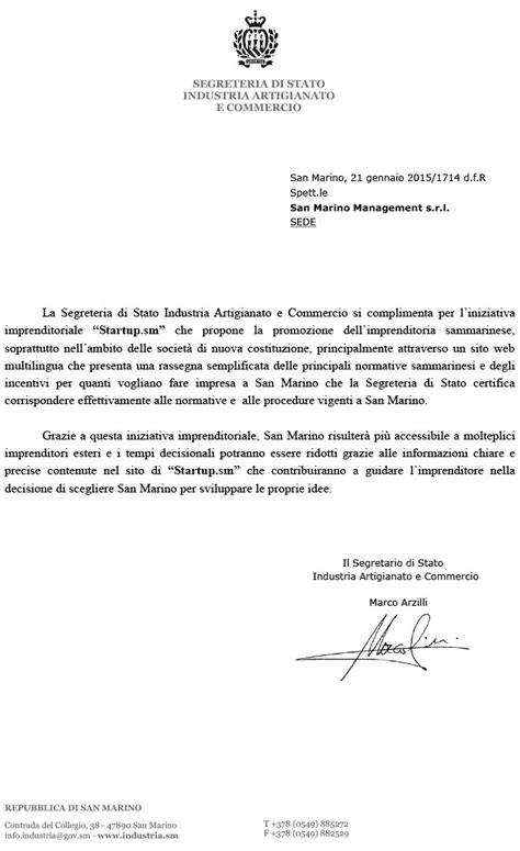 permesso di soggiorno san marino patrocinio industria sm
