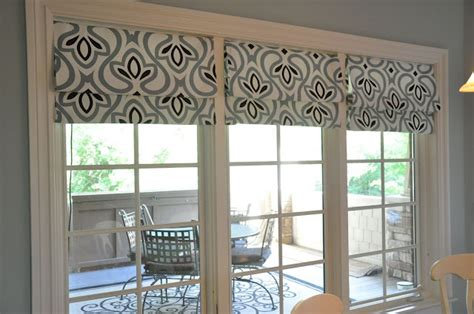 Kitchen Shades by Decorating Cents Kitchen Window Treatment Options