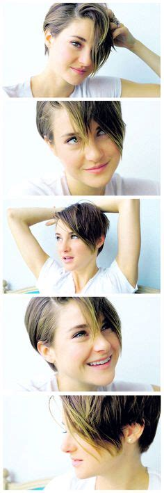 nine months later its a bob from pixie cut to bob haircut hair beautiful skinny thin emma watson lips short hair