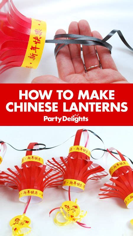 How To Make Easy Paper Lanterns - best 25 paper lanterns ideas on diy