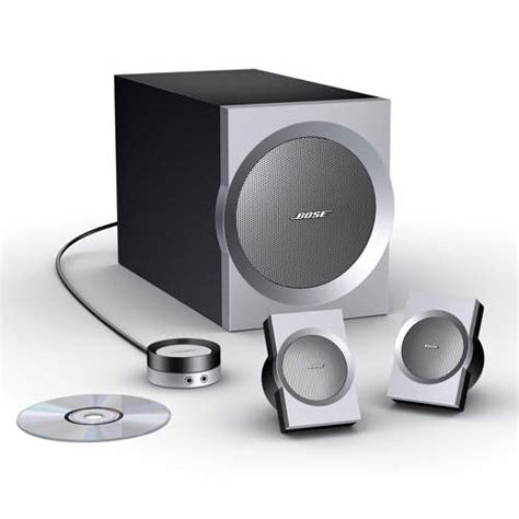 Speaker Bose Companion 3 top 5 speakers for the home tech exclusive