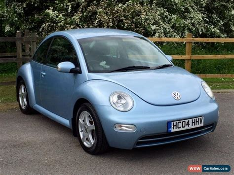 blue volkswagen beetle for sale 2004 volkswagen beetle for sale in united kingdom