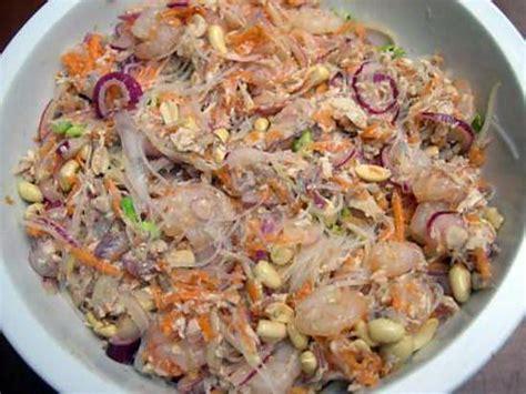 recette cuisine vietnamienne recette de salade vietnamienne