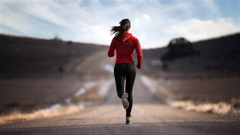 From The To Running running is for both and mind sportplushealth