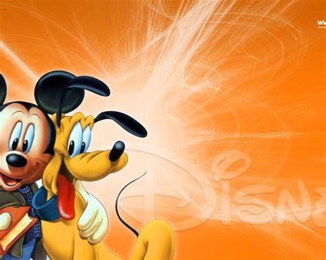 disney mickey mouse  pluto wallpaper hd widescreen   wallpaperscom